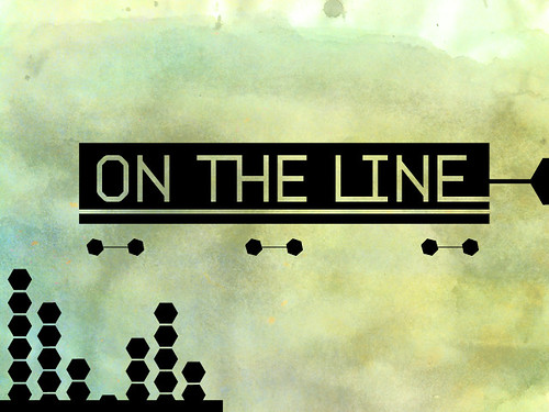 On The Line Series Graphic
