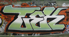 Tekn (You can call me Sir.) Tags: california graffiti bay north watertank liart ireallydontcare tekn