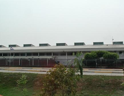 Lear factory, Santa Barbara, Honduras