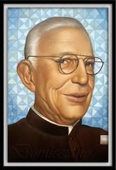 Padre Donizetti (Domicciano) Tags: art obra desenho pintura leo realista