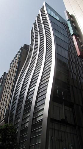 Ginza - Architecture