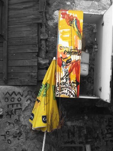 <span>istanbul</span>Arte e Ombrellone<br><br><p class='tag'>tag:<br/>istanbul | cultura | design | </p>