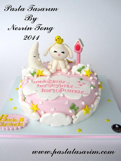 2ND BIRTHDAY CAKE - BADE