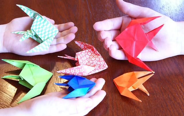 OrigamiFish