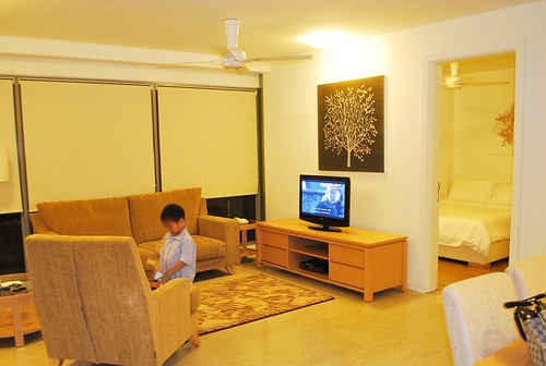 Bintang Fairlane Residences Living Area