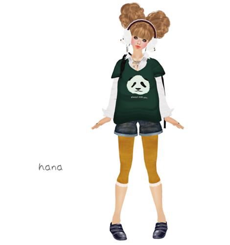 MOGU :: PANDASAN TEE - GRREN