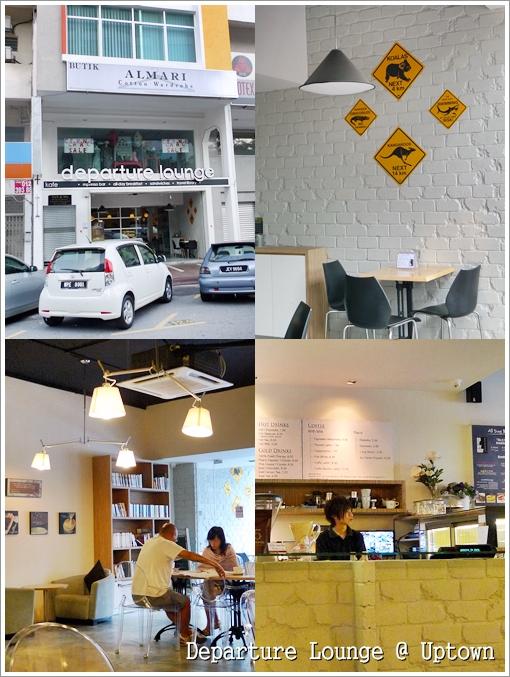 Departure Lounge @ Damansara Uptown