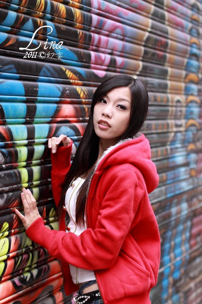 熱力青春【Lina】西門町Vol-1