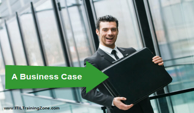 ITIL Business Case Value