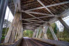 Larwood Bridge Interior