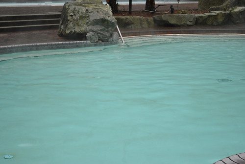 Harrison Hot Springs Resort mineral pools