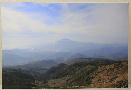 竹和紙の御嶽山