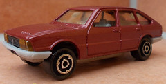 Simca 1308 (Majorette) (Zappadong) Tags: car toy model modell spielzeug modelcar diecast modellauto spielzeugauto zappadong