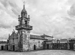 Iglesia San Pedro de Srdoma-_5290201 (peruchojr) Tags: iglesia capilla vigo srdoma arquitectura