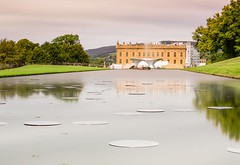 Chatsworth Emperor Lake (manchesterblue59) Tags: chatsworth house nikon d810 sunny stately home