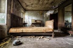 All is calm (Yann PESIN) Tags: urbex urban urbexing exploration decay oblivion path urbaine oubli ruine abandoned places exploring