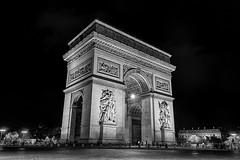IMG_1181 - Arc de Triomphe de l'toile (Syed HJ) Tags: canoneosrebelsl1 canonsl1 canon100d canon sl1 100d canonefs18135mmf3556is canonefs18135mmf3556 canon18135mm 18135mm arcdetriomphedeltoile arcdetriomphe triumphalarchofthestar paris parisfrance france triumphalarchtriumphal arch