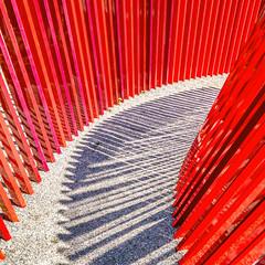 Sculpture and Shadow (ken mccown) Tags: finland suomi helsinki sculpture arabia