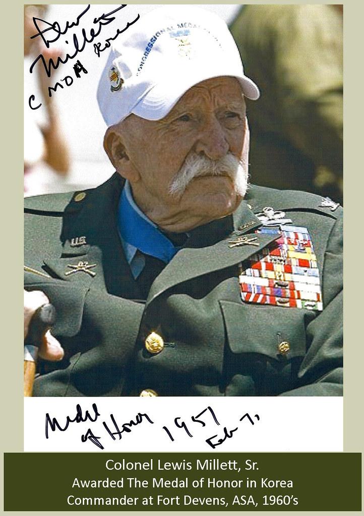 Colonel Lewis