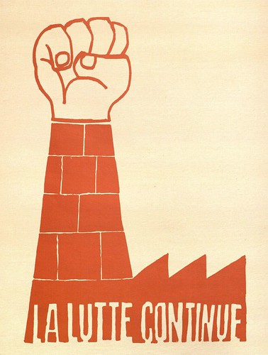 PROTEST POSTER 1968