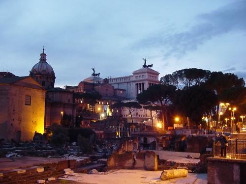 Roma - Foro Romano - 013