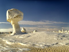 Le champignon (photosenvrac) Tags: photo desert sable paysage blanc egypte