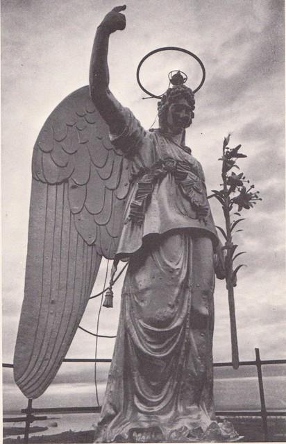 archangel gabriel, san marco