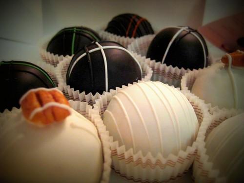 Austin's Cake Balls