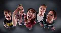 Palm Valley (t0m_ka) Tags: funnyface face photoshop studio crazy funny gesicht verrckt flash fisheye scream screaming blitz fkk palmvalley schrei schreien flickrklubkarlsruhe ausgeflippt lightgiants lightgiantscom compostitng ba5401210642