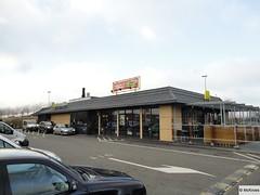 McDonald's Spijkenisse Borgtweg 2 (The Netherlands)