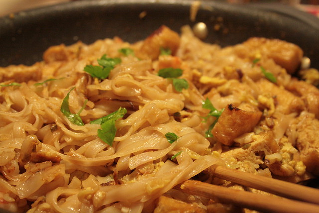 jenna's shrimp pad thai