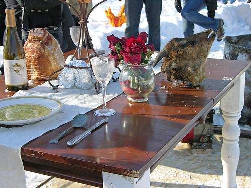 Begger Banquet