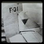 Detalle fotografía accidente aéreo Carlos Gardel por el maestro Jorge Obando thumbnail