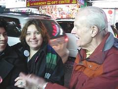 Chinese New Year Celebration in Chinatown NYC with Randy Wicker (RYANISLAND) Tags: china nyc newyorkcity ny newyork asian pig asia chinatown bullock chinese chinesenewyear newyear bull ox pigs oxen chinesenewyears happynewyear asiangirl 212   chinatownnyc  yearoftheox happynewyears yearofthepig  asianculture randywicker randolfewicker chinatownnewyorkcity asianholiday gunin xnninkuil yearoftheearthox areacode212