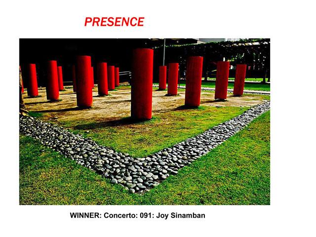 Presence by Joy Sinamban