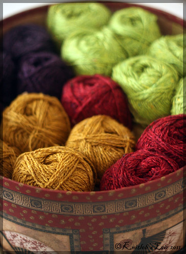 silke tweed cardi
