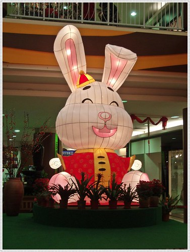 Rabbit for CNY2011 @ Jusco