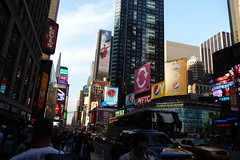 Times Square, Manhattan, New York, New York, US (Clare Minchin) Tags: str