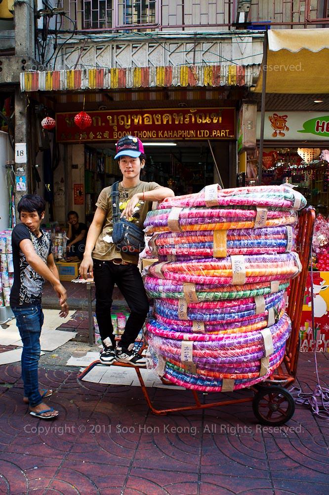 Hula Hoop @ Bangkok, Thailand