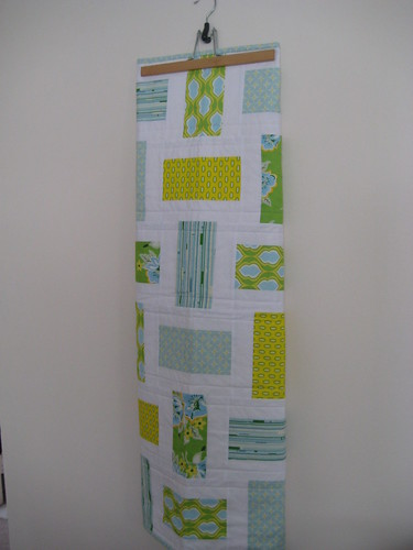 spring paths quilt