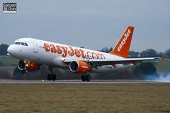 G-EZTU - 4233 - EasyJet - Airbus A320-214 - Luton - 110111 - Steven Gray - IMG_7819