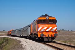PTG (Nohab0100) Tags: train tren 1900 locomotive cp alentejo ptg comboio locomotiva alsthom nevescorvo somincor portuguesetractiongroup