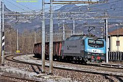 EU43 - 004RT (marvin 345) Tags: railroad italy train italia merci rail railways treno mori trentino brennero rtc ferrovia locomotiva motrice eu43 eu43004rt