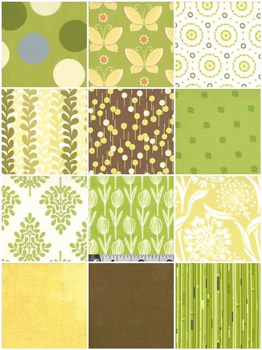 Fat Quarterly Fabric Pack