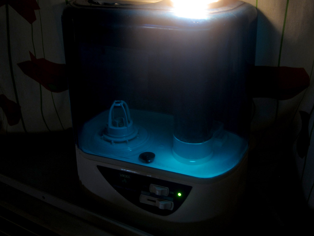 instrument-a-day 6: humidifier