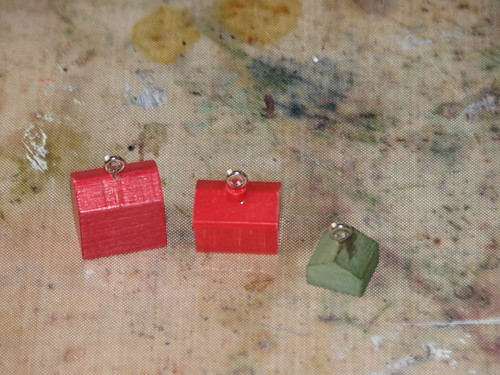 Monopoly house Charm 3