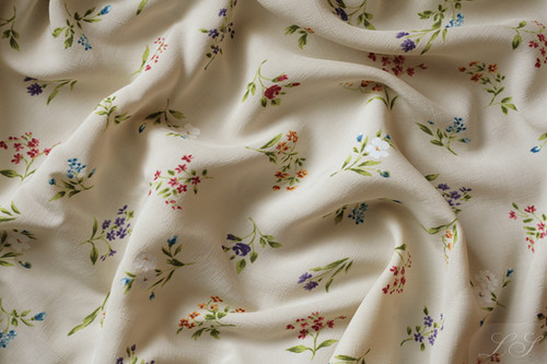 swing dress fabric