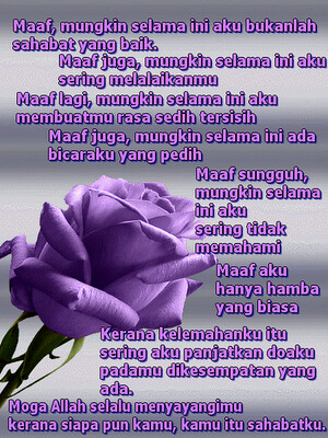 doa sahabat purple