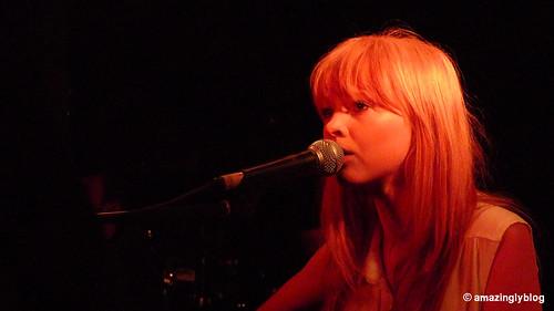 Lucy Rose(UK) at l'International, Paris
