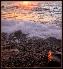SUNSHINE ROCK    LUTSEN MN (strandviewphotos) Tags: minnesota northshore lakesuperior lutsen
